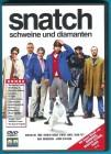 Snatch - Schweine und Diamanten DVD Brad Pitt NEUWERTIG