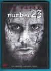 Number 23 DVD Jim Carrey, Virginia Madsen sehr guter Zustand