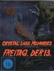 CRYSTAL LAKE MEMORIES Geschichte von FREITAG DER 13. Blu-ray
