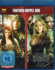 BEAUTY AND THE BEAST + JOURNEY TO PROMETHA Blu-ray-  Fantasy