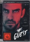 THE GUEST Blu-ray + DVD  2-Disc Limited Edition Glascase