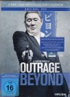 OUTRAGE BEYOND Mediabook Limited Edition Takeshi Kitano
