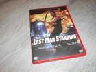 LAST MAN STANDING - Jeff Wincott - DVD - uncut - RARITÄT!