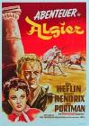 ABENTEUER IN ALGIER   Abenteuer/Drama   1953