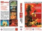 (VHS) Red Scorpion - Dolph Lundgren -  Ufa  - Große Box