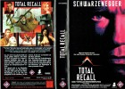 (VHS) Total Recall - Die totale Erinnerung - ungekürzt - ufa