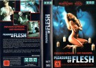 (VHS) Pleasures of Flesh - Sündiges Verlangen -  ungekürzt