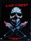 LAID TO REST MEDIABOOK Limited Chrome Skull Edition-RAR-NEU!