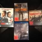 Arnold Schwarzenegger Film Paket mit 7 Filmen