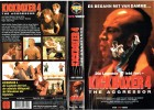 (VHS) Kickboxer 4 - The Aggressor - Sasha Mitchell-VPS Video