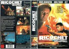 (VHS) Ricochet - Der Aufprall - Denzel Washington -VPS Video