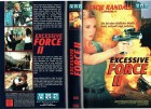 (VHS) Excessive Force 2 - Stacie Randall - VMP - Große Box