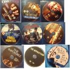 DVD und Blu-ray Paket ohne Cover