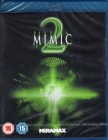 MIMIC 2 Blu-ray - klasse Horror Thriller Import