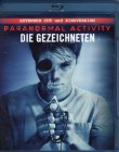 PARANORMAL ACTIVITY - DIE GEZEICHNETEN Blu-ray Extended Cut