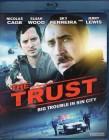 THE TRUST Blu-ray - Nicolas Cage Elijah Wood Jerry Lewis