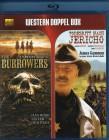 THE BURROWERS + TODESRITT NACH JERICHO Blu-ray 2x Western