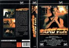 (VHS) Rapid Fire - Brandon Lee, Powers Boothe - ungekürzt