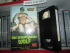 VHS - Der schweigsame Wolf - Wang Yu - Vegas Hardcover