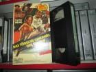VHS - Tödliche Geheimnis der Shaolin + Stunde der tödlichen-