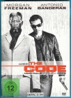 The Code - Vertraue keinem Dieb DVD Morgan Freeman s. g. Z.