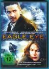 Eagle Eye - Ausser Kontrolle DVD Shia LaBeouf NEUWERTIG