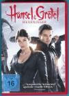 Hänsel & Gretel: Hexenjäger DVD Jeremy Renner NEUWERTIG
