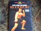 Bloodsport  - Van Damme - MGM - uncut dvd
