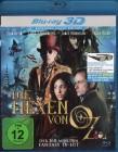 DIE HEXEN VON OZ Blu-ray 3D Extended Uncut Edition Fantasy