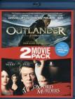 OUTLANDER + OXFORD MURDERS Blu-ray - 2 Top Filme!