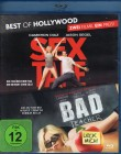 SEX TAPE + BAD TEACHER Blu-ray 2x Cameron Diaz Comedy
