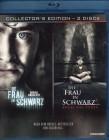 DIE FRAU IN SCHWARZ 1+2 Blu-ray- 2x Mystery Horror Radcliffe