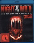 NIGHT OF THE WILD Die Nacht der Bestien -Blu-ray Tier Horror