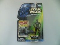 STAR WARS - EPISODE 4 - DEATH STAR DROID with Mouse Droid