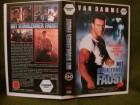 Mit stählerner Faust/van Damme VHS Uncut (E23)
