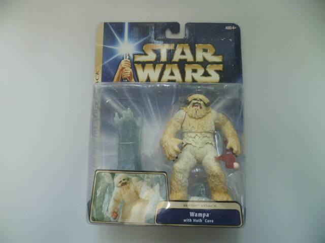 STAR WARS -EPISODE 5 - WAMPA with Hoth Cave