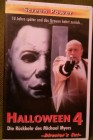 Halloween 4 Screen Power VHS Uncut