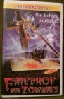 Friedhof der Zombies Screen Power Uncut VHS
