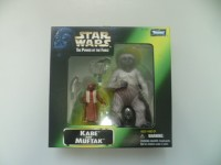 STAR WARS -EPISODE 4 - KABE AND MUFTAK
