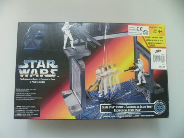 STAR WARS HASBRO - DEATH STAR ESCAPE