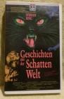 Geschichten aus der Schattenwelt Stephen King VHS Uncut(C05)