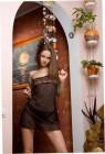 Akt Frau Modell Foto 10x15cm Nude Ass Serie AD-155