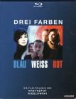 DREI FARBEN TRILOGIE 3x Blu-ray Box Kieslowski Meisterwerk
