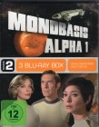 MONDBASIS ALPHA 1 Season Two - 3x Blu-ray Box SPACE:1999