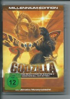 Godzilla, Mothra and King Ghidorah - Millennium Edition