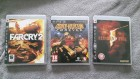 PS3 Spiele Playstation 3 Resident Evil Far Cry 2 Duke Nukem