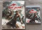 Dead Island - Spiel und Lösungsbuch - PS3 - MEGA RAR !!!