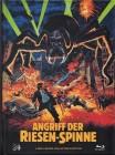 Angriff der Riesenspinne (84- Mediabook, 4- Discs, Cover B)