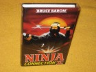 Ninja Connection 2 - Ninja Condors Große Hartbox DVD - Fehl.