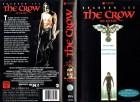 (VHS) The Crow - Die Krähe - Brandon Lee - ungekürzt